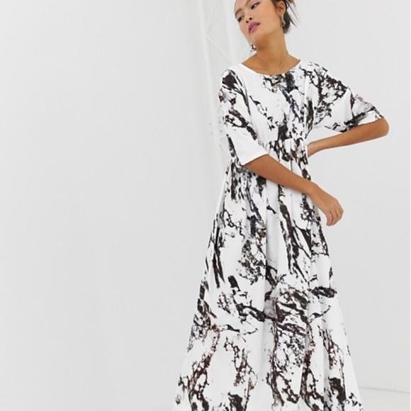 a2d56c146b90c NWT Asos Marble Maxi Dress. M_5cddad7a689ebcf7c2b11d21